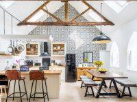Cette transformation miraculeuse offre une deuxième vie pour The Chapel on the Hill à louer sur Airbnb!