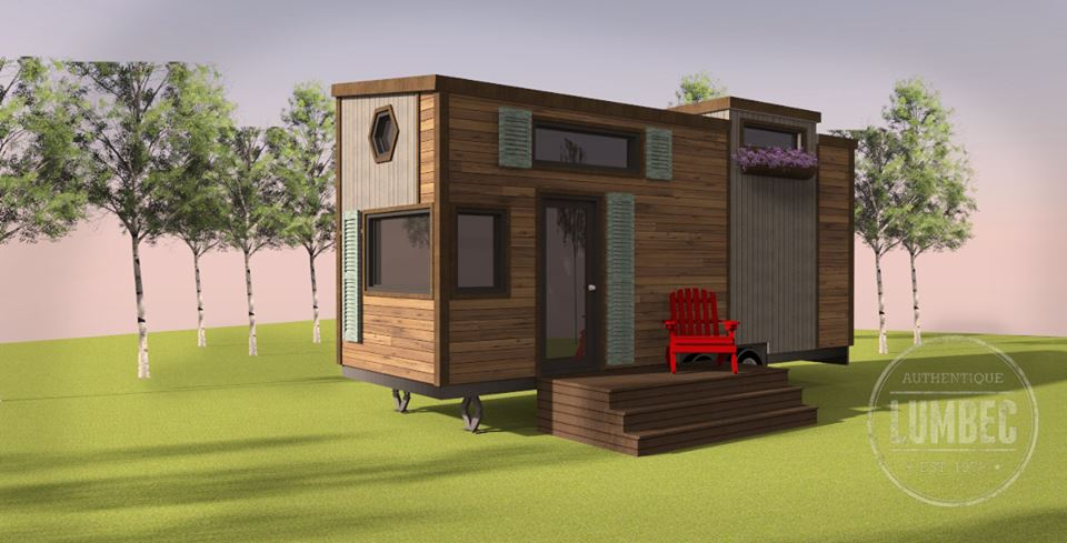 9 magnifiques mini maisons s acheter en 2018. Black Bedroom Furniture Sets. Home Design Ideas
