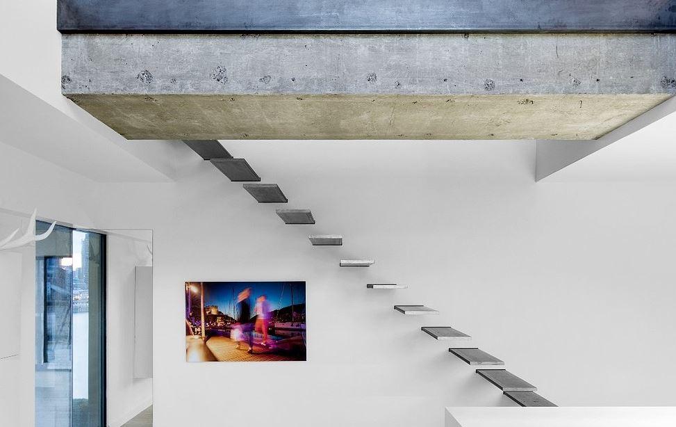 Une nouvelle propri t d 39 habitat 67 de style minimaliste for Habitat minimaliste