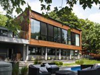 Résidence rue de l'Anse – un avant-après d'une maison des années 70 à Québec
