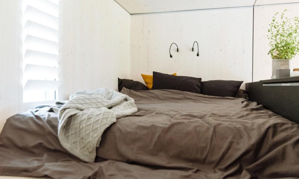 Koda une mini maison qui fonctionne uniquement l for Kodasema maison