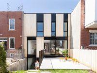 Une superbe maison à étage à vendre dans Rosemont signée la SHED architecture