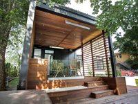 Résidence des Braves : Rénovation et agrandissement d'une résidence patrimoniale