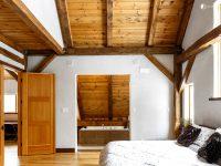 Incroyable cottage de glamping aux murs d'escalade intérieurs à louer en Outaouais