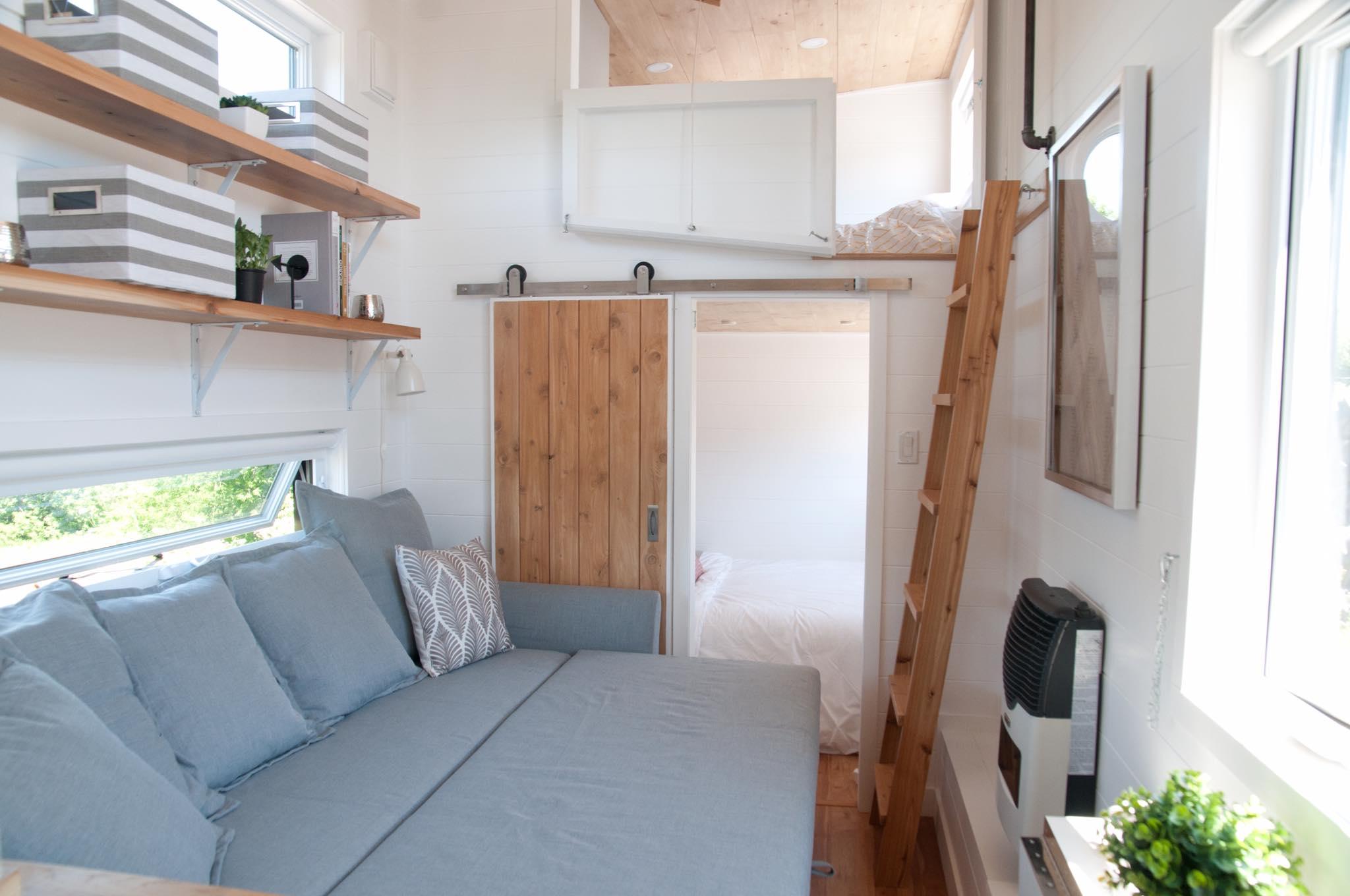 Acadia une nouvelle mini maison cr e par l 39 entreprise for Minimaliste mini maison