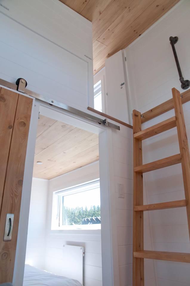 Acadia une nouvelle mini maison cr e par l 39 entreprise for Architecture quebecoise