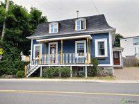 Une jolie petite maison est en vente à Lévis pour seulement 210 000$