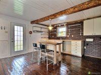 Cette jolie maison ancestrale est nouvellement en vente pour moins de 200 000$ sur la Rive-Sud de Montréal