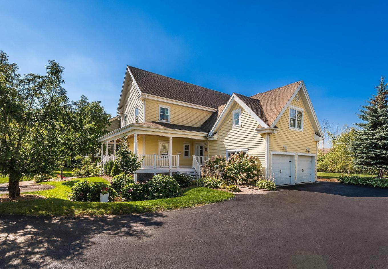La charmante maison de marilou boucherville est for Www nouvelle maison design com