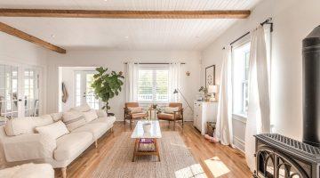 La charmante maison de Marilou à Boucherville est présentement en vente