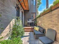 Ces charmantes nouvelles résidences sont à découvrir sur l'avenue Fairmount à Montréal