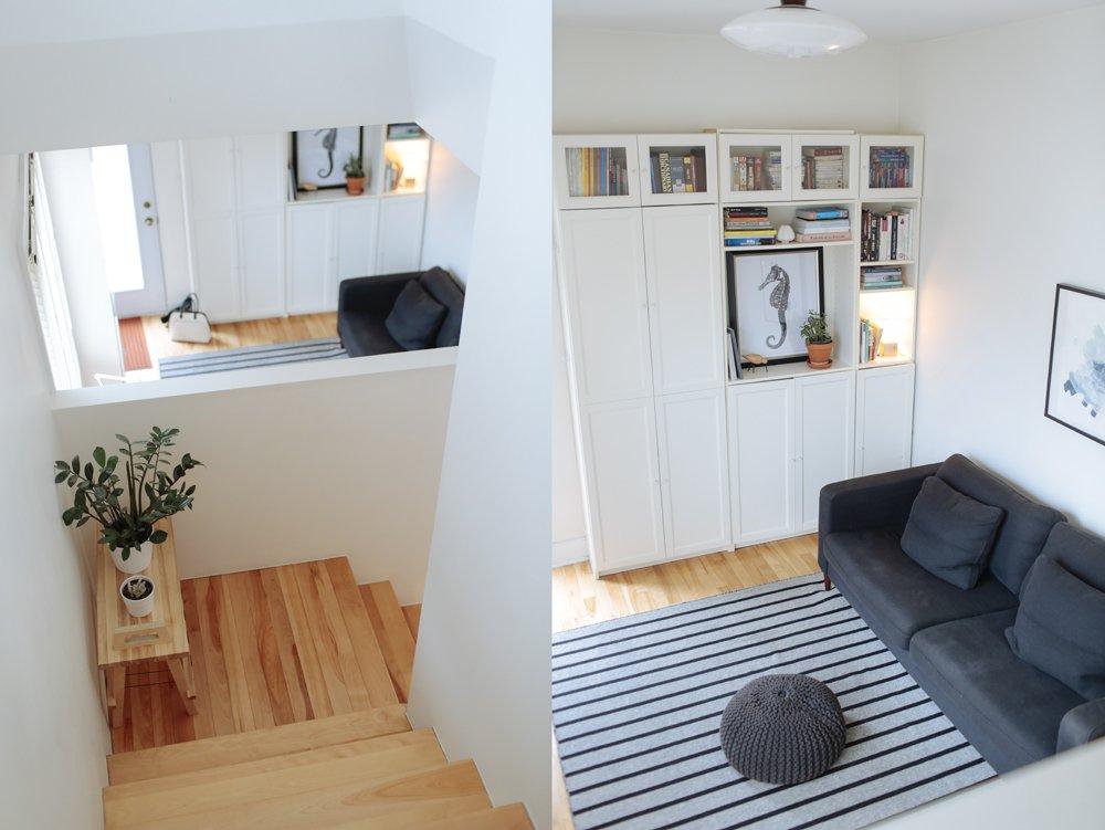 Cette mythique mini maison dans villeray est impossible for Mini maison design